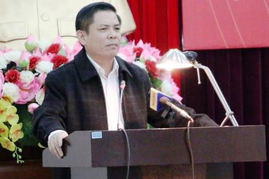 Bộ Giao thông vận tải triển khai thực hiện Nghị quyết Trung ương 6 khóa XII