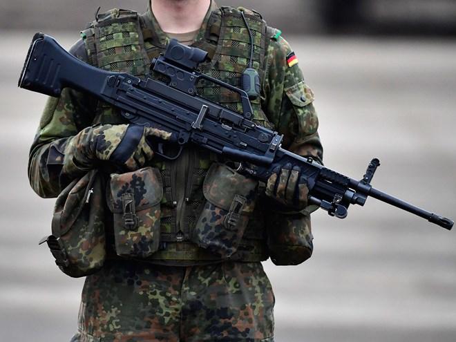 Đức truy tố một sĩ quan quân đội âm mưu tấn công các chính trị gia
