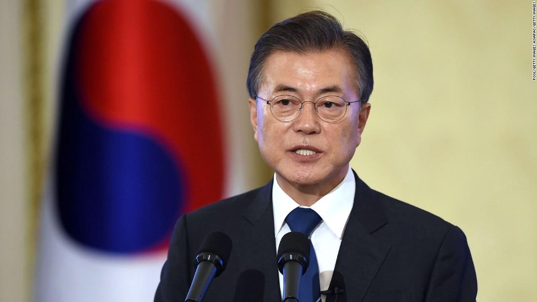 Hàn Quốc tuyên bố sẵn sàng trì hoãn các cuộc tập trận chung với Mỹ