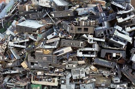 Cảnh báo về tác hại của rác thải điện tử đối với con người và môi trường