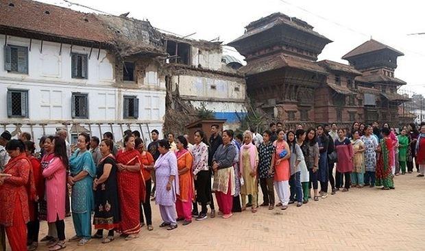Nepal bắt đầu bầu cử quốc hội và cấp tỉnh giai đoạn hai