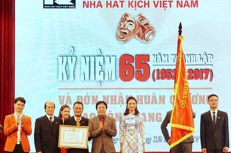 10 đêm diễn chào mừng 65 năm Nhà hát Kịch Việt Nam