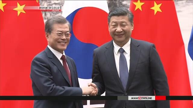 Trung Quốc và Hàn Quốc tuyên bố không cho phép chiến tranh bùng phát trên bán đảo Triều Tiên