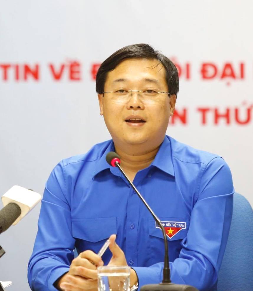 Tuổi trẻ Việt Nam tiên phong, bản lĩnh, đoàn kết, sáng tạo, phát triển