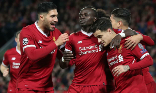 Liverpool lập kỷ lục mới cho bóng đá Anh tại châu Âu