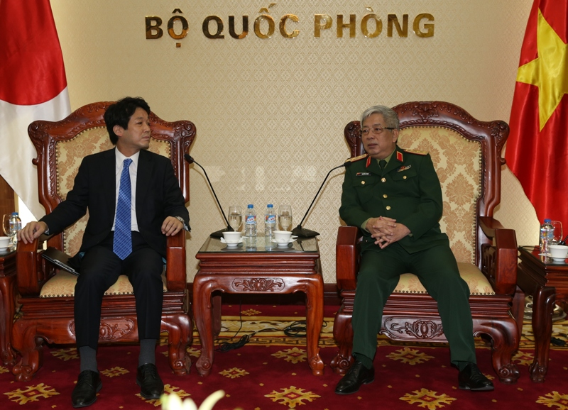 Việt Nam - Nhật Bản sẽ hợp tác khắc phục hậu quả chiến tranh