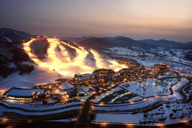 Hàn Quốc khai trương tuyến đường sắt đặc biệt phục vụ Thế vận hội mùa đông