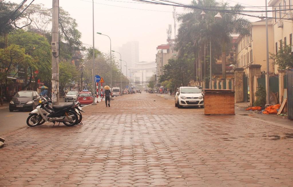 Tam Dương (Vĩnh Phúc): Tăng cường chỉ đạo công tác bảo vệ hành lang an toàn giao thông