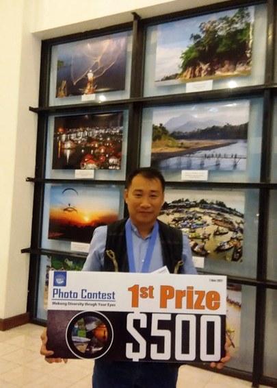 Việt Nam đạt giải cao Cuộc thi ảnh về sông Mê-kông