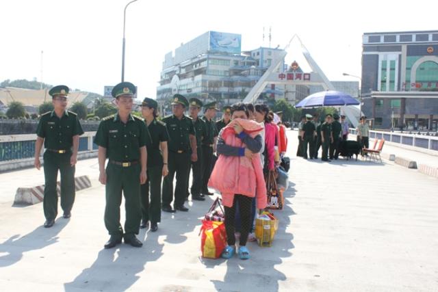 Lào Cai: Nỗ lực đẩy lùi tội phạm mua bán phụ nữ, trẻ em