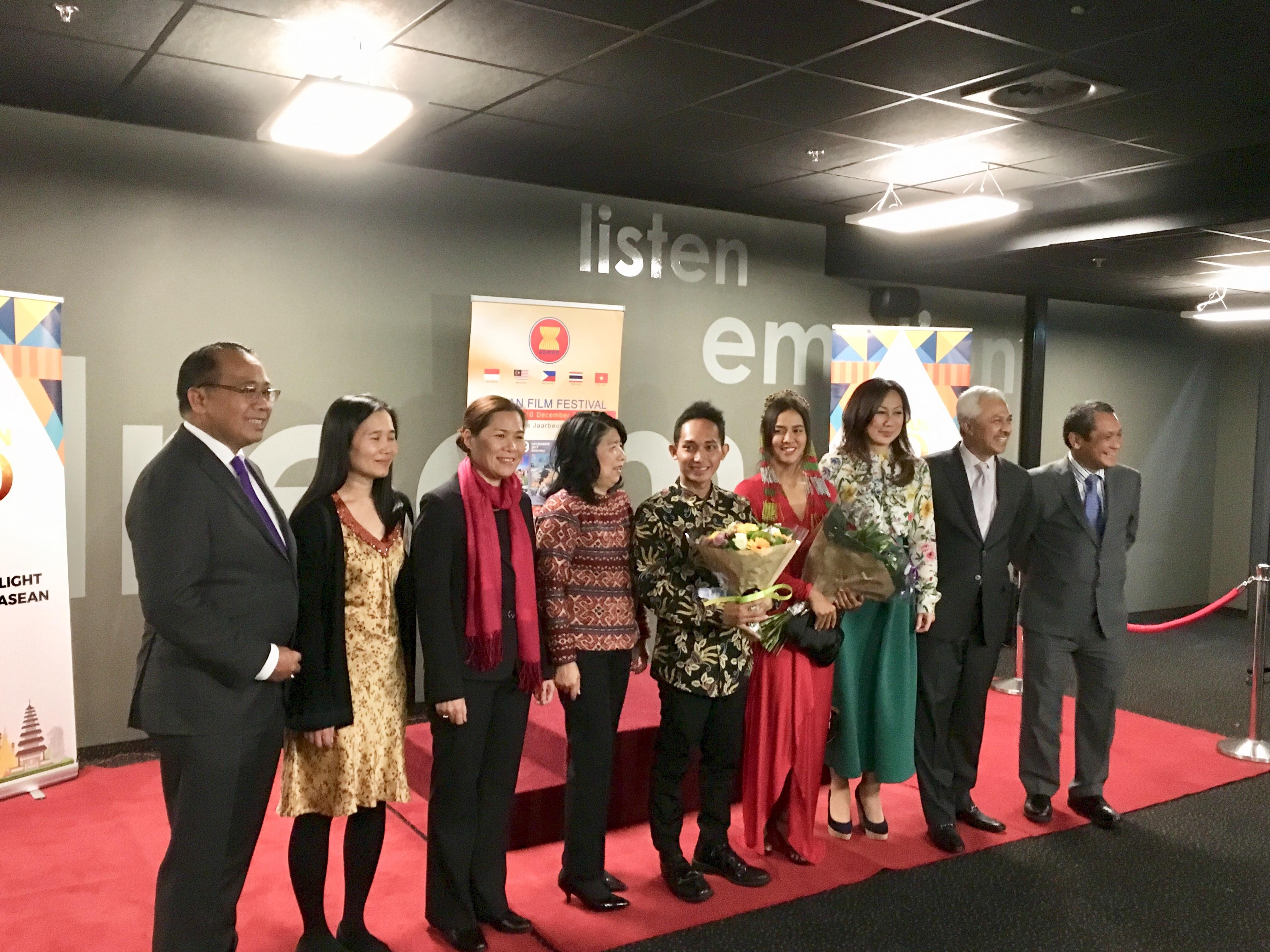Việt Nam tham gia Liên hoan phim ASEAN tại Utrecht - Hà Lan