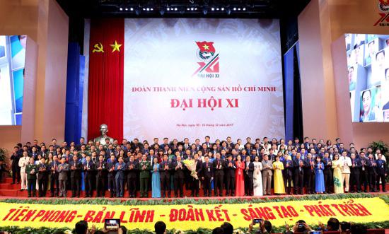 Bế mạc Đại hội Đoàn TNCS Hồ Chí Minh lần thứ XI