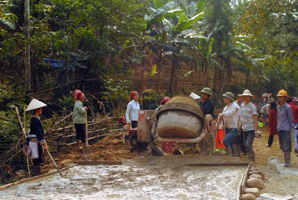 Lào Cai: Phát huy vai trò người có uy tín trong xây dựng nông thôn mới