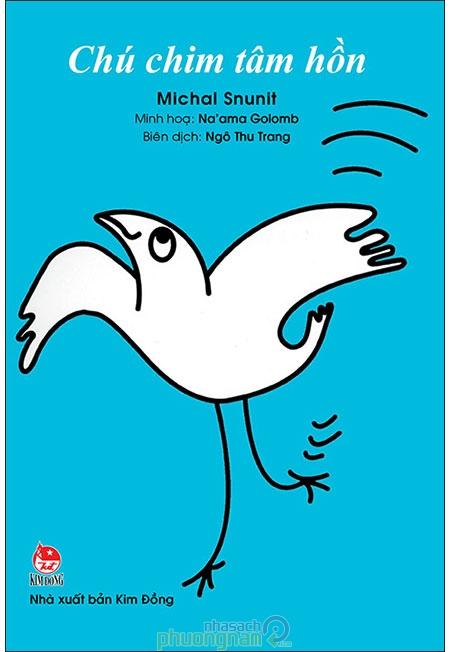 """Giới thiệu cuốn sách """"Chú chim tâm hồn"""" của Israel  đến với thiếu nhi Việt Nam"""