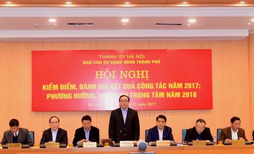 UBND TP Hà Nội kiểm điểm sâu sắc trách nhiệm đối với một số dự án BT