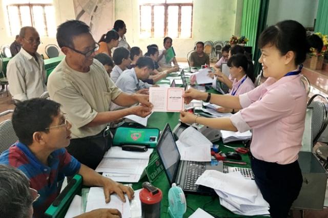 NHCSXH huyện Bố Trạch (Quảng Bình): Huy động tiết kiệm đạt trên 58 tỷ đồng