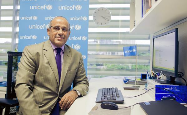 UNICEF sẵn sàng hợp tác chặt chẽ với Ủy ban Quốc gia về trẻ em
