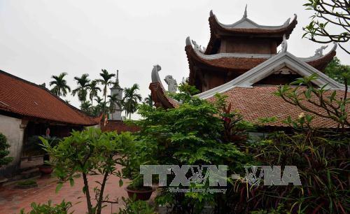 Bảo tồn và phát huy giá trị di tích quốc gia đặc biệt chùa Bút Tháp