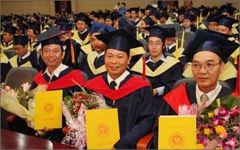 Đại học Quốc gia Hà Nội ban hành Quy chế mới về đào tạo tiến sĩ