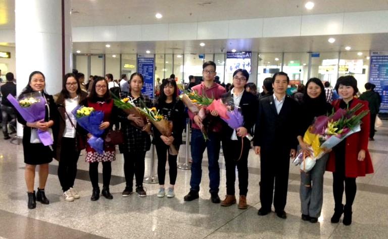 Học sinh Hà Nội giành Huy chương Bạc Olympic quốc tế tiếng Nga