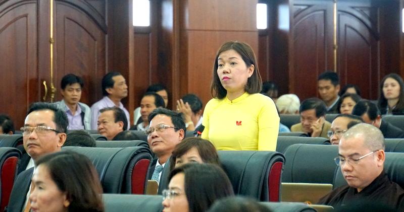 Vấn đề xây dựng trái phép làm nóng kỳ họp HĐND TP. Đà Nẵng