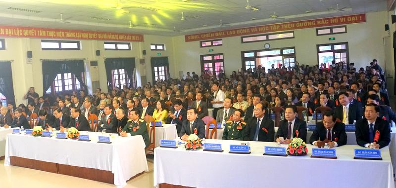 Đảng bộ Đại Lộc (Quảng Nam) 80 năm xây dựng và trưởng thành