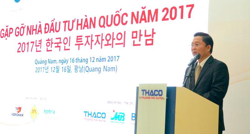 Quảng Nam đang trở thành vùng đất của những cơ hội và tiềm năng về đầu tư