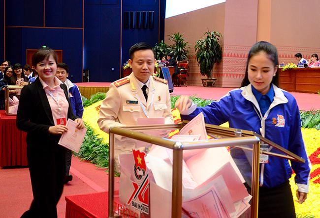 151 đồng chí trúng cử Ủy viên Ban Chấp hành Trung ương Đoàn khóa XI