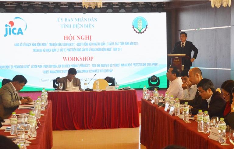 Điện Biên: Phấn đấu đạt độ che phủ rừng đạt 42% vào năm 2020