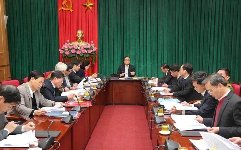 Hà Nội: Nhiều chuyển biến tích cực trong công tác phòng chống tham nhũng, lãng phí