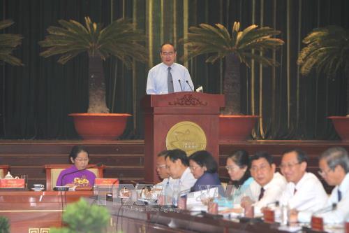 Thành phố Hồ Chí Minh: Tập trung triển khai ngay các nội dung xây dựng cơ chế đặc thù