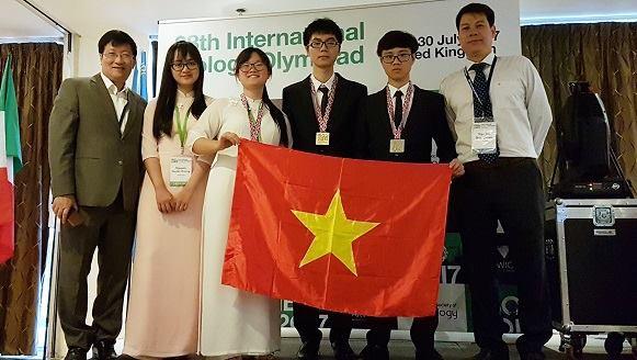 Đề xuất điều chỉnh hình thức khen thưởng đối với học sinh, sinh viên đoạt giải quốc tế