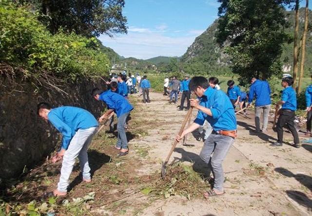 Tuổi trẻ Lạng Sơn tích cực tham gia phát triển kinh tế - xã hội địa phương