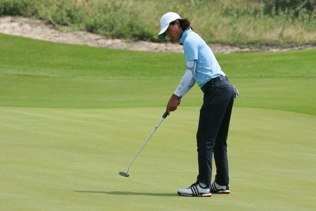 140 vận động viên tham dự Giải vô địch Golf đối kháng và chuyên nghiệp quốc gia năm 2017