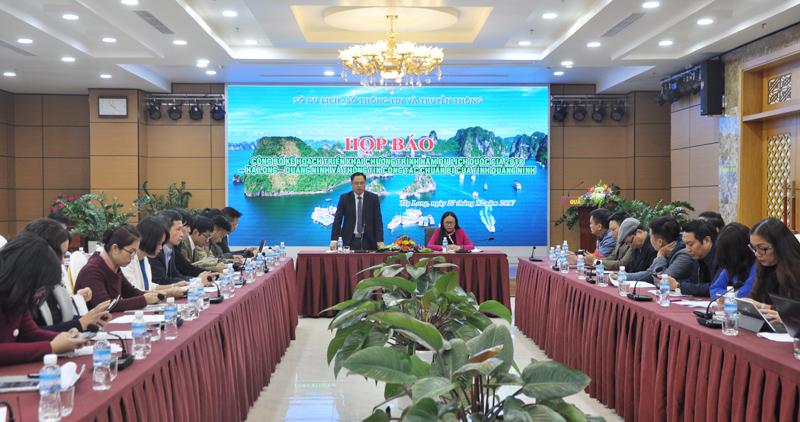Nhiều hoạt động đặc sắc trong Năm Du lịch quốc gia 2018 - Hạ Long - Quảng Ninh