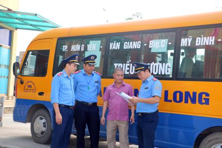 Hưng Yên: Bảo đảm an toàn giao thông trong thời điểm cuối năm
