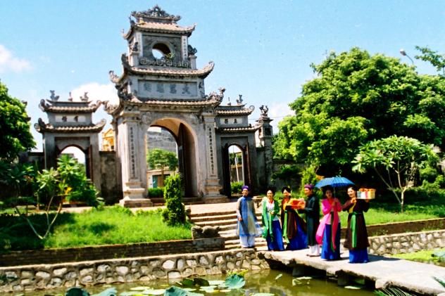 Vui buồn du lịch Hưng Yên