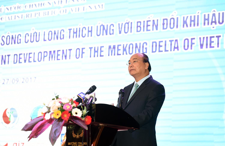 Phát triển Đồng bằng sông Cửu Long thích ứng với biến đổi khí hậu: Ưu tiên thủy sản, cây ăn trái, lúa