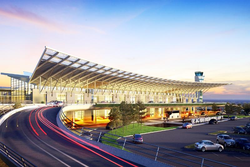 Khẩn trương điều chỉnh hồ sơ Quy hoạch phát triển cảng hàng không Vân Đồn