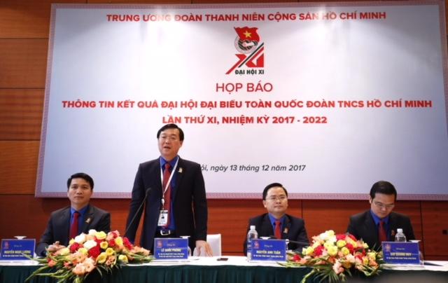 Vì sao Ban Bí thư Trung ương Đoàn khóa XI có 4 thành viên?