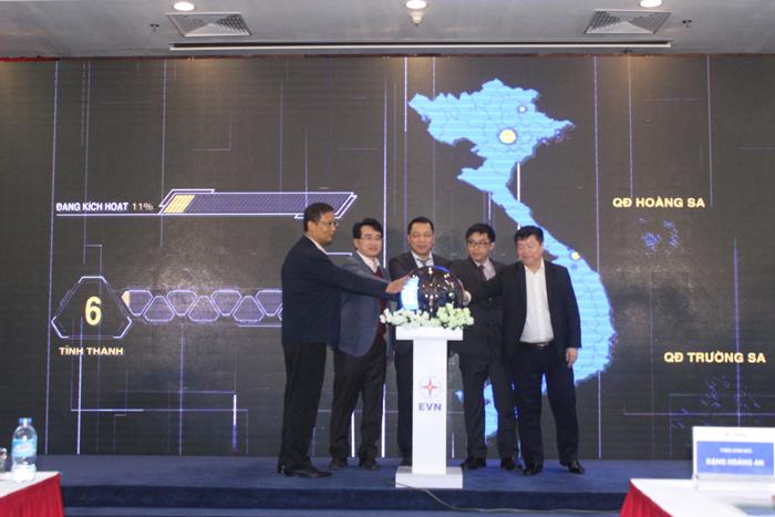 Tập đoàn Điện lực cung cấp 100% dịch vụ trực tuyến