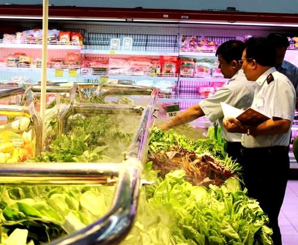 Tăng cường công tác quản lý an toàn vệ sinh thực phẩm cuối 2017