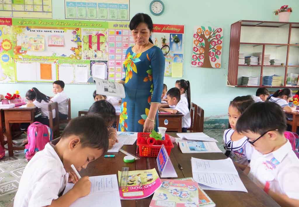 Ngành giáo dục Long An: Nỗ lực đổi mới căn bản, toàn diện