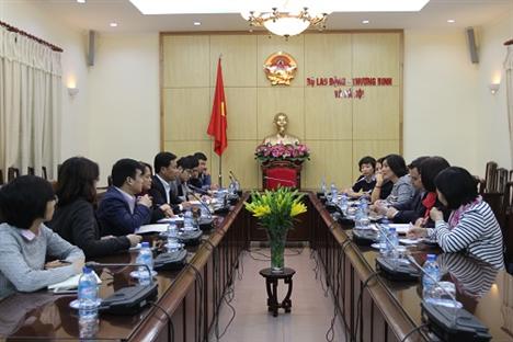 Nâng cao nhận thức của xã hội về giáo dục nghề nghiệp tại Việt Nam