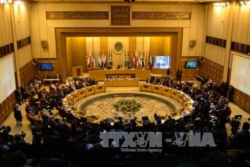 Ngoại trưởng các nước Arập lên án tuyên bố của Tổng thống Mỹ về Jerusalem