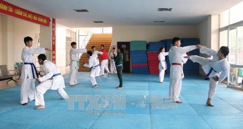 Bắc Ninh: Đột phá thể thao thành tích cao