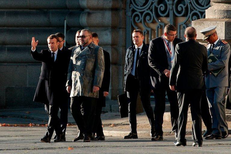 Tổng thống Pháp thúc đẩy Hiệp định Paris về biến đổi khí hậu