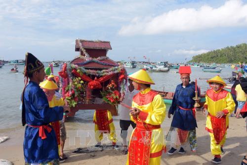 Quảng bá văn hóa và tiềm năng huyện đảo qua Lễ hội Nghinh Ông