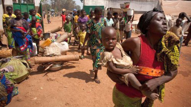 Nga đề nghị Liên hợp quốc cho phép hỗ trợ các lực lượng vũ trang của Cộng hòa Trung Phi