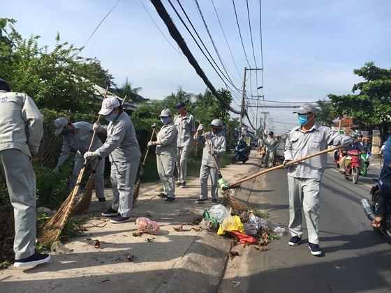 TP. Hồ Chí Minh: Nâng cao nhận thức của người dân về nếp sống vệ sinh, văn minh